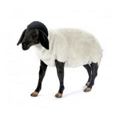 Мягкая игрушка Hansa Суффолкская овечка 65 см