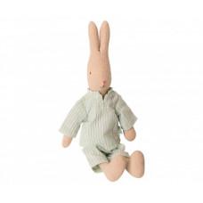 Мягкая игрушка Maileg Кролик в пижаме размер 1