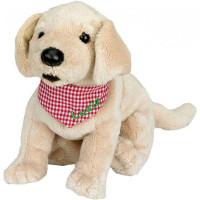 Мягкая игрушка Spiegelburg Собачка Luzie 25385 17 см