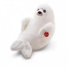 Мягкая игрушка Trudi Белый Тюлень 58 см