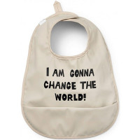 Нагрудник Elodie Change the world