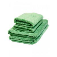 Nandan Набор махровых полотенец Eco Friendly Quick Dry 4 шт.
