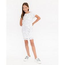 Нарядное платье с орнаментом Gulliver 120GPGJC2501