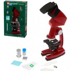 Наша Игрушка Микроскоп 90-х