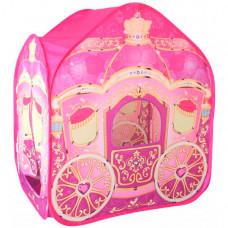 Наша Игрушка Палатка игровая Карета принцессы