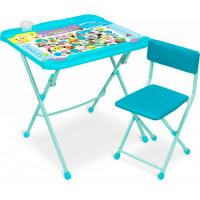 Ника Детский комплект мебели Пушистая азбука
