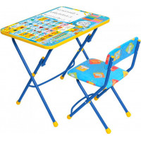Ника Набор мебели (стол+мягкий стул)