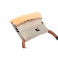 Nuovita Муфта меховая для коляски Alaska Pesco