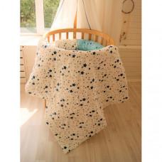 Одеяло Cocodikama детское Звезды 120х100 см