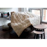 Одеяло German Grass Almond Wool теплое 220х240 см