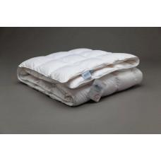 Одеяло German Grass Gray Familie Down всесезонное 155х200 см