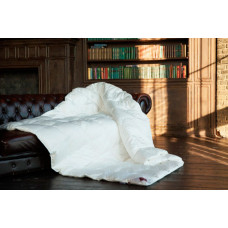 Одеяло German Grass пуховое кассетное Luxe Down всесезонное 240x260 см