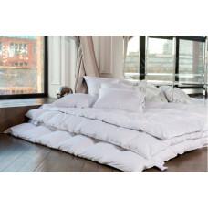 Одеяло German Grass пуховое кассетное White Familie Down теплое 220x240 см