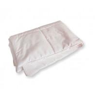 Одеяло Krisfi облегченное из сатина-люкс с невесомым наполнителем Termoloft Lux 110х140 см