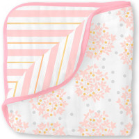 Одеяло SwaddleDesigns Luxe Muslin Heavenly Floral