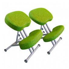 Олимп Коленный стул повышенной мягкости СК1-2 (серый корпус)