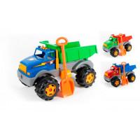 Orion Toys Автомобиль Супер Маг Грузовик и лопатка