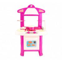 Orion Toys Кухня игровая (15 предметов)