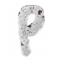 Owl&EarlyBird Детская подушка для путешествий Карамелька Собачки