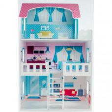 Paremo Дом Валери Шарм с интерьером и мебелью (6 предметов)