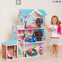 Paremo Кукольный дом Беатрис Гранд (с мебелью)