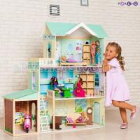 Paremo Кукольный дом Жозефина Гранд (с мебелью)