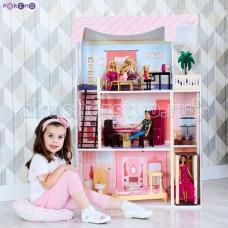 Paremo Кукольный домик Эмилия-Романья (с мебелью)
