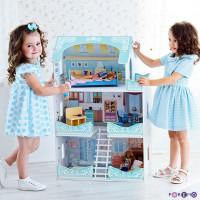Paremo Кукольный домик Вивьен Бэль (с мебелью)
