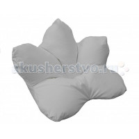 Пазитифчик Кресло-мешок Цветок экокожа 170х170