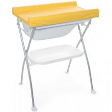 Пеленальный столик Chicco Bubble Land с ванночкой