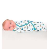 Пеленка Summer Infant Swaddleme Конверт для пеленания на липучке