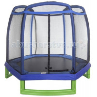 Perfetto Sport 7 Батут детский с защитной сеткой диаметр 2.1 м