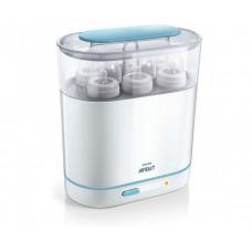Philips Avent Электрический паровой стерилизатор 3 в 1 SCF284/03