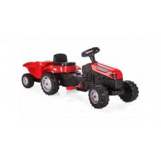Pilsan Педальный трактор с прицепом Active Tractor
