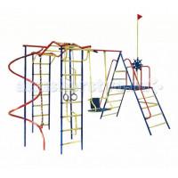 Пионер Детский спортивный комплекс Юнга со спиралью