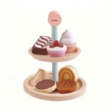 Plan Toys Игровой набор Пирожные