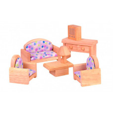 Plan Toys Классик Гостиная