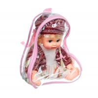 Play Smart Кукла в сумке 26 см