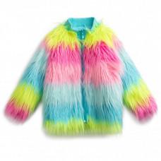 Playtoday Куртка для девочек Искорка 192063