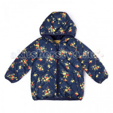 Playtoday Куртка для девочек Золотой сад 388004