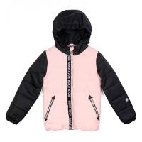 Playtoday Куртка текстильная для девочек Рок-принцесса 182002