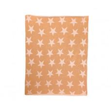 Плед Bizzi Growin Одеяло Gold Star 100х75 см