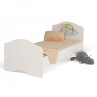 Подростковая кровать ABC-King Bears без ящика 160x90 см