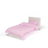 Подростковая кровать ABC-King Фея со стразами Сваровски без ящика 190x90 см