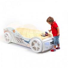Подростковая кровать ABC-King машина Bears 190x90 см