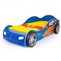 Подростковая кровать ABC-King машина Champion 190x90 см