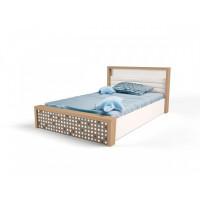 Подростковая кровать ABC-King Mix №5 c подъёмным механизмом 190x120 см