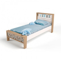 Подростковая кровать ABC-King Mix Bunny №1 160x90 см