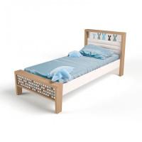 Подростковая кровать ABC-King Mix Bunny №1 190x90 см