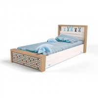 Подростковая кровать ABC-King Mix Bunny №3 160x90 см